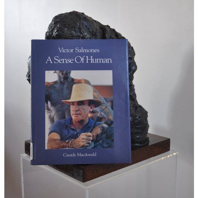 "Victor Salmones ""Madonna Con Nino"" Bronze Statue - Image 7 of 9"