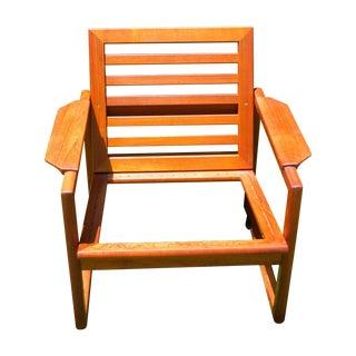 Very Rare Selig Danish Mid-Century Lounge Chair