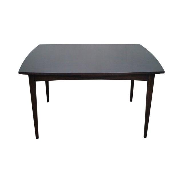 heywood wakefield mid century modern dining table chairish
