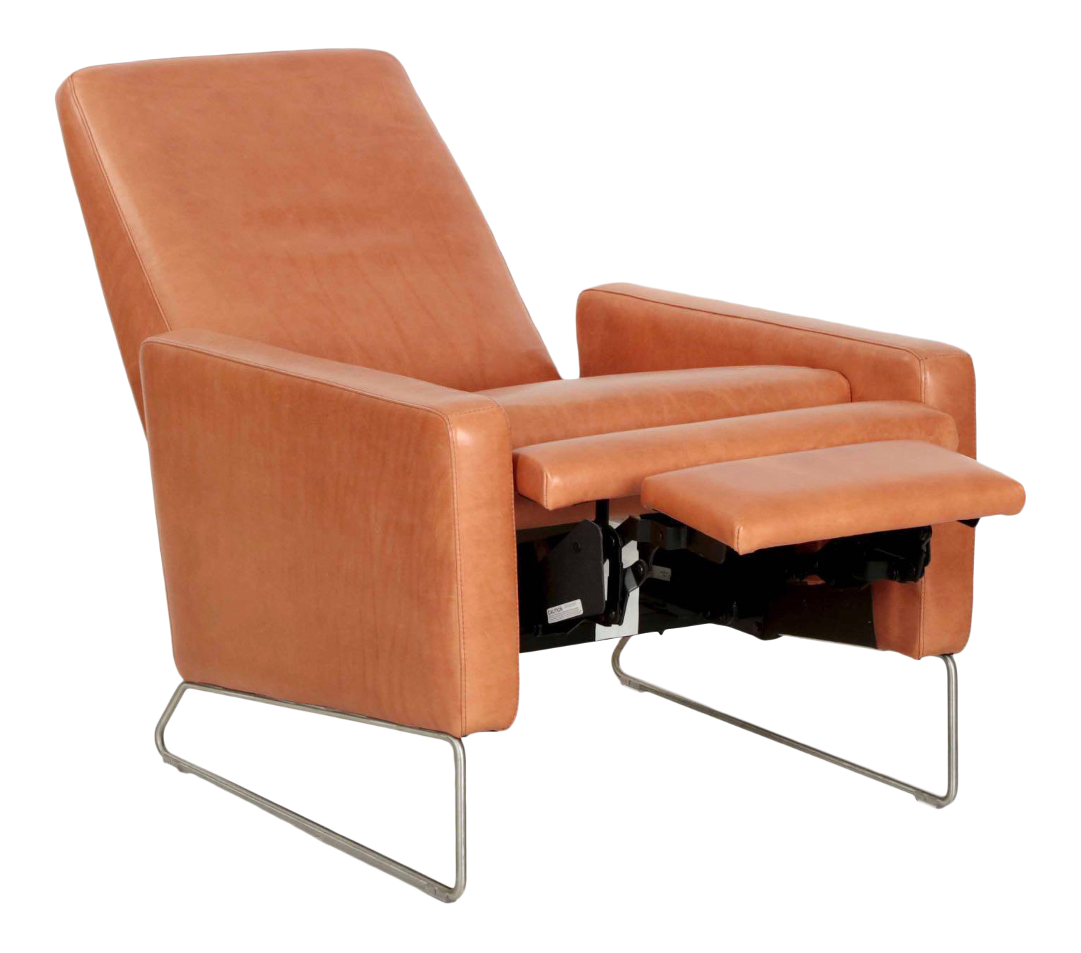 21st Century Modern Leather Reclining Lounge Chair by Design Within Reach  sc 1 st  Chairish & Gently Used Design Within Reach Furniture | Up to 40% off at Chairish islam-shia.org