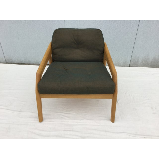 Image of Zeitraum German Modernist Lounge Chairs - Pair