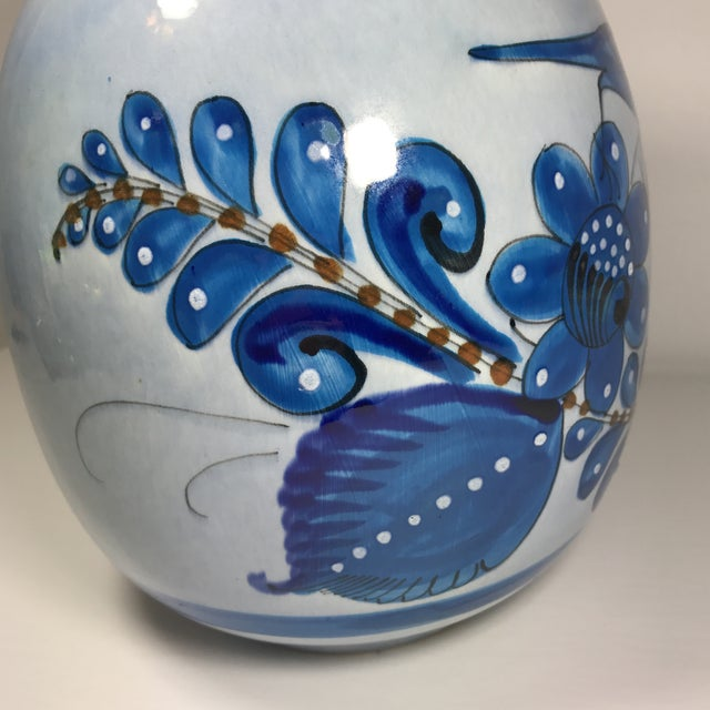 Hand Painted Mexican Pottery - Image 8 of 11