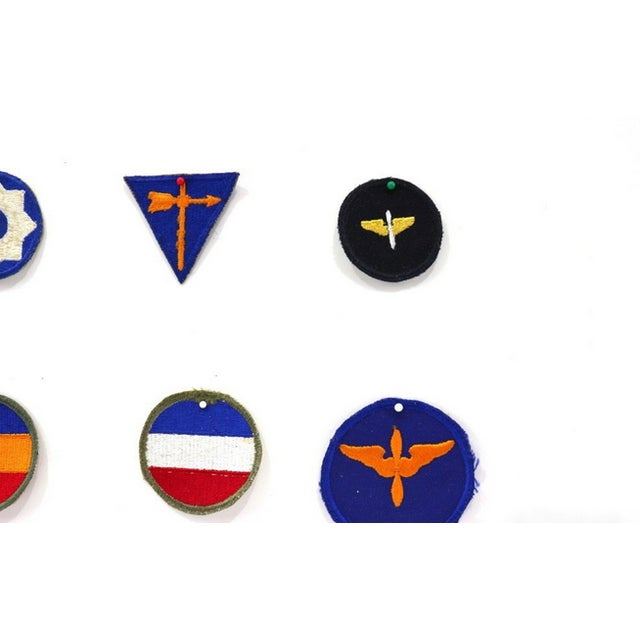 Image of Collection of 1940s – 1960s USA Patches