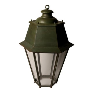 Impressive French Hanging Lantern
