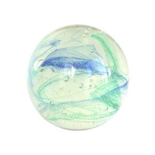 Oversized Hand-Blown Glass Orb