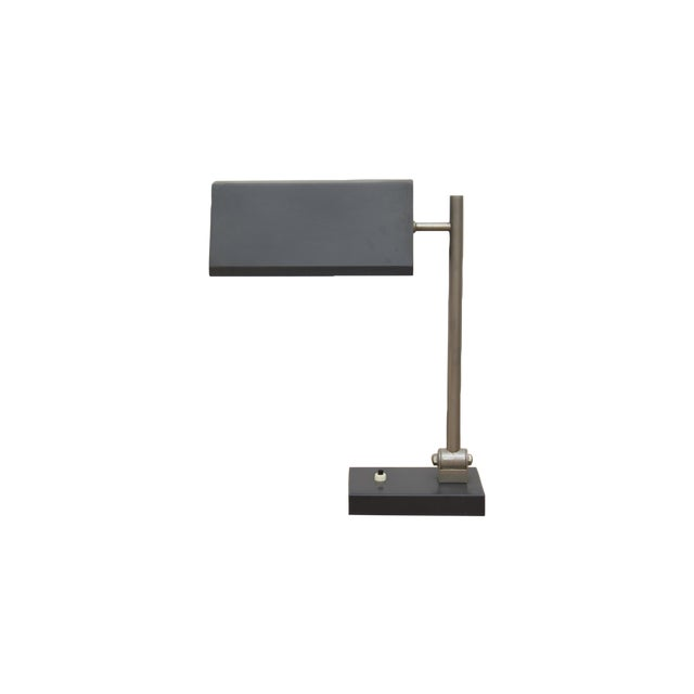 Hala Zeist Geometric Industrial Desk Lamp - Image 1 of 7