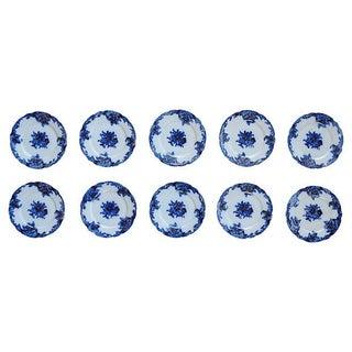 Jean Pouyat Limoges Plates - Set of 10