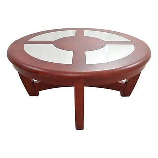 Mirrored Ming Coffee Table