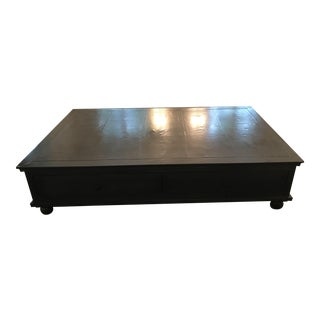 Restoration Hardware Annecy Coffee Table