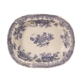 Ashworth Small Floral Dish