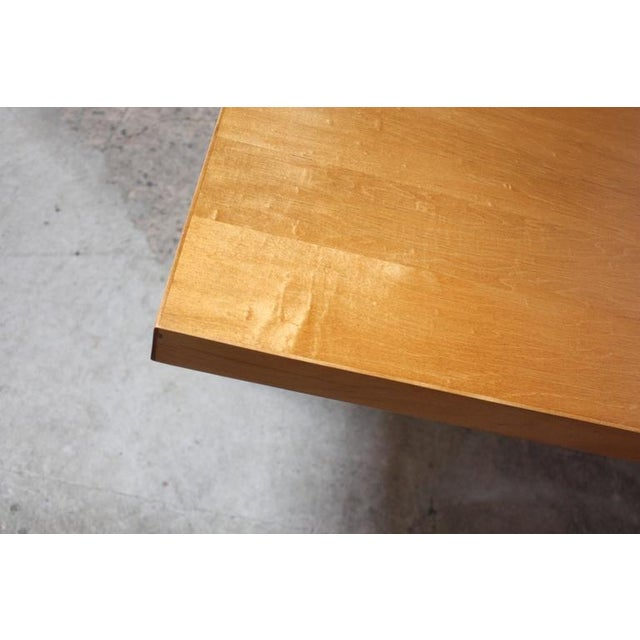 Paul McCobb Maple Extendable Dining Table - Image 3 of 11