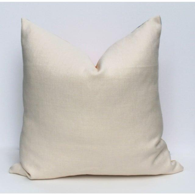 Yellow Botanical Pillow - Image 2 of 3
