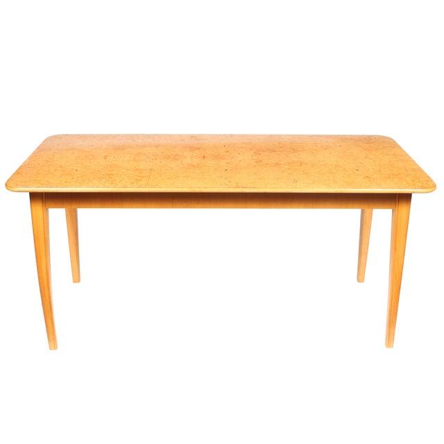 1960s Danish Birch Coffee Table Chairish