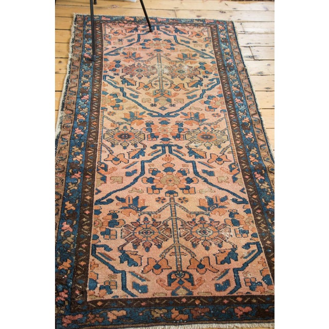 "Antique Lilihan Rug - 3'4"" X 6'1"" - Image 4 of 9"