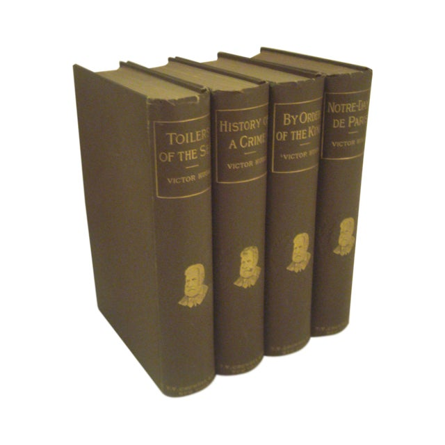 19th Century Victor Hugo Books - Set of 4 - Image 1 of 7