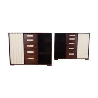 Vintage Cabinets by Dunbar - Pair