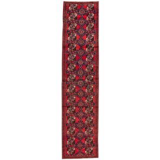 "Apadana Vintage Hand Knotted Persian Rug - 2'2"" X 8'4"""
