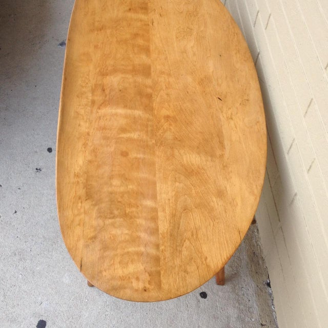 Russell Wright for Conant Ball Surfboard Table - Image 6 of 9