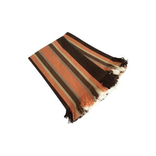 Handwoven Rustic Lunch Napkins - Set of 4