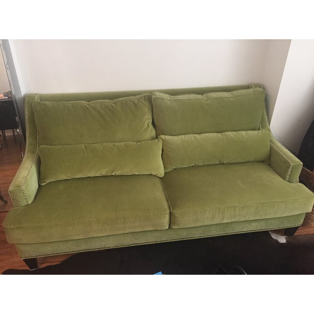 Z gallerie pierre sofa chairish for Z gallerie sectional sofa