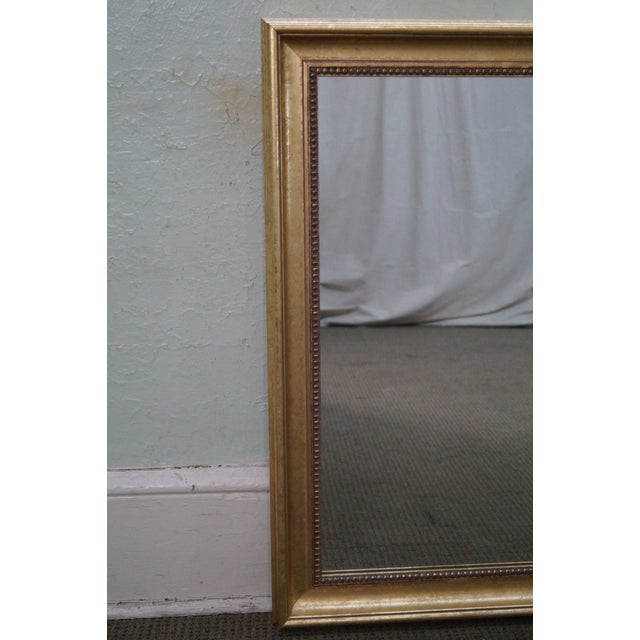 Louis XV Gold Frame Wall Mirror - Image 9 of 10
