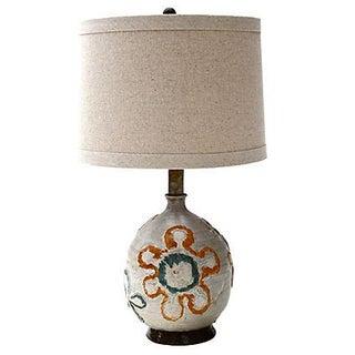 1960s Studio Art Ceramic Lamp