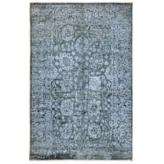 Pasargad Overdyes Collection Area Rug - 4' X 6'