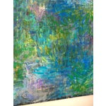 "Image of Jenny Vorwaller ""Fields"" Abstract Painting"