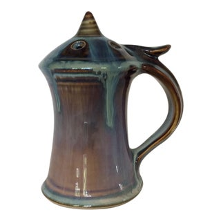 Glazed Pottery Kitchen Shaker
