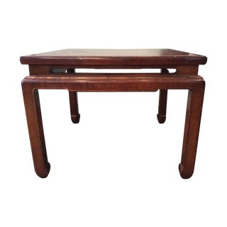 Pair of Chinisorie Low Tables
