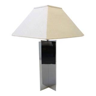 Polished Aluminium Table Lamps by Paul Mayen for Habitat - A Pair