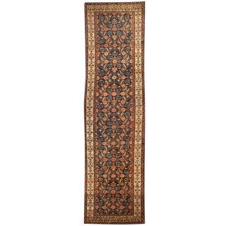 Early 20th Century Persian Malayer Runner