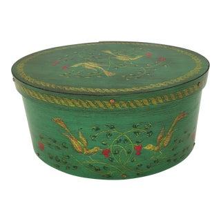 Wilton Lee Ltd. Splint Wood Box