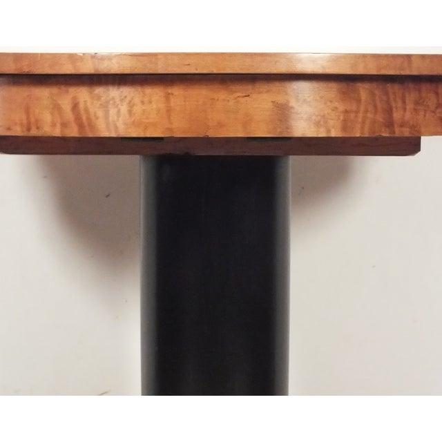Image of Late-19th Century Biedermeier Center Table