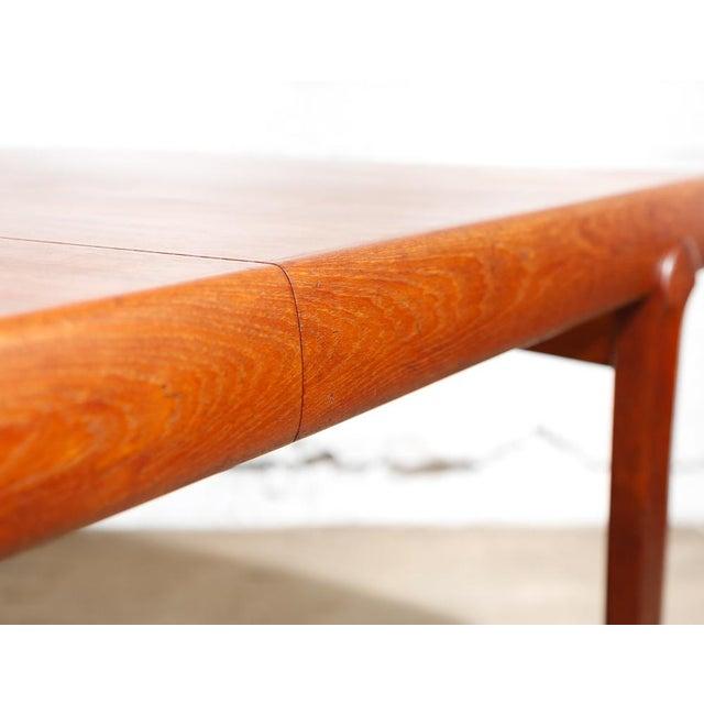 Danish Modern Dining Table - Image 9 of 11