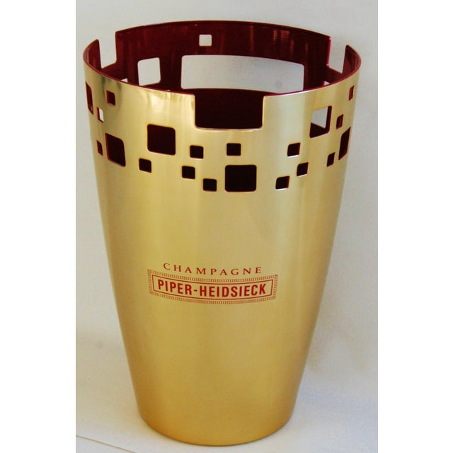 Piper-Heidsieck Champagne French Ice Bucket - Image 11 of 11