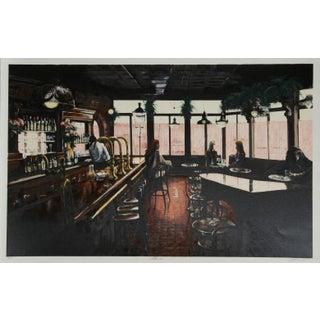Harry McCormick - Paloma Serigraph