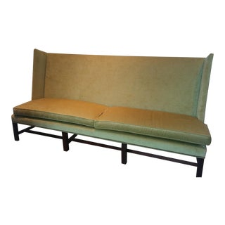 Hickory Chair Dining Banquette