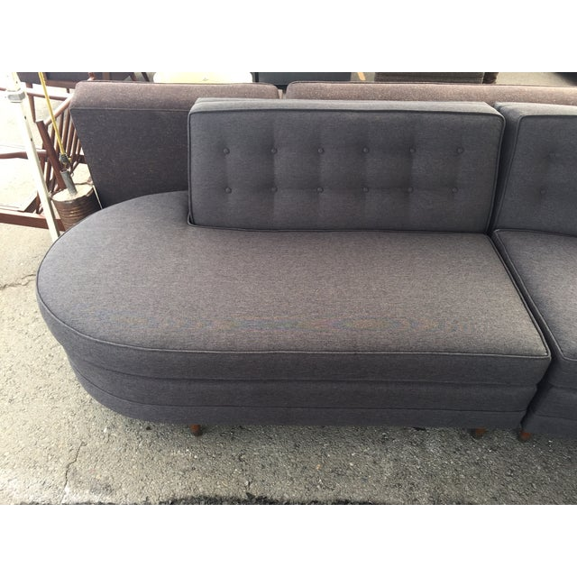 Image of 1950's Mid Century Sectional