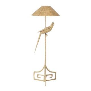 Mario Torres Parrot Floor Lamp