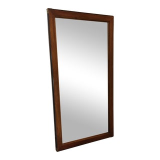 National Mt Airy Campaign Style Wall Mirror