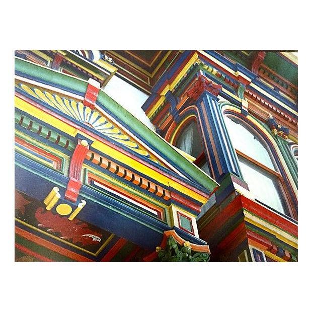 Image of L.J. San Francisco Victorian Hippie House Photo