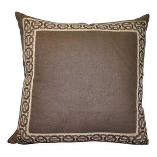 Mud Linen Pillow