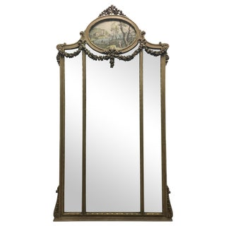 Vintage Classical Mirror