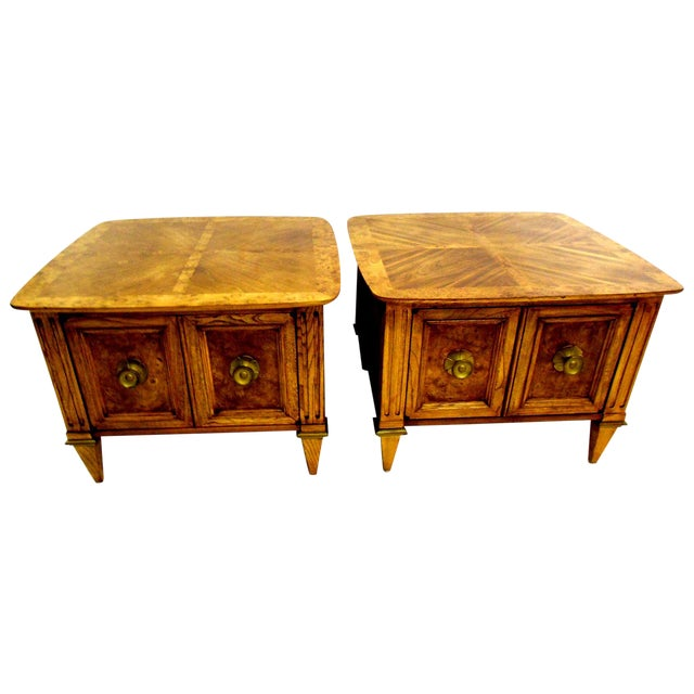 Lane Furniture Mid-Century Nightstands - Image 1 of 7
