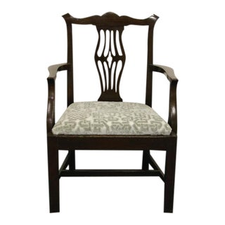 Child Size Chippendale Arm Chair
