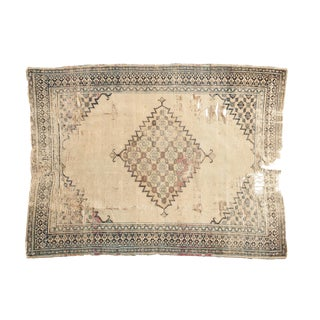 "Antique Doroksh Rug - 4'6"" x 6'1"""