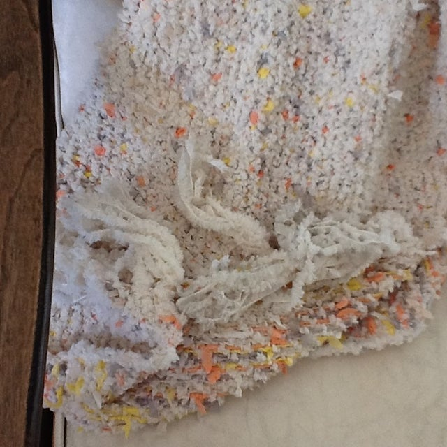 Cynthia Rowley Chenille Throw Blanket - Image 3 of 11