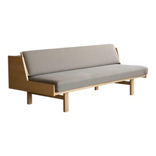 Hans Wegner for GETAMA Model 258 Oak Sofa or Daybed