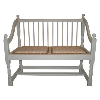 Vintage Settee Bench